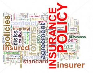 anglais de l'assurance - insurance vocabulary